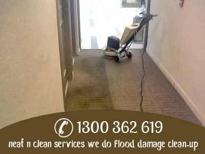 Flood Damage Services Queen Victoria Building