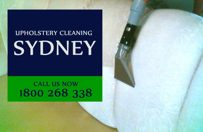 Upholstery Cleaning Mascot