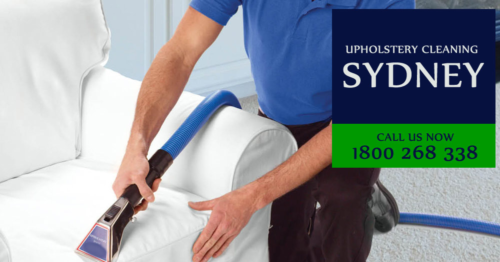 Upholstery Cleaning Ruse