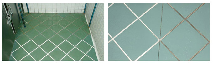 Tile and Grout Cleaning Box Head